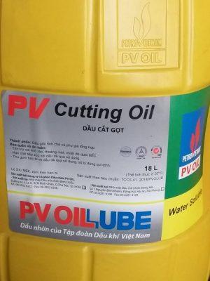 Dầu cắt  gọt PV Cutting oil – can 18 lít  ( hotline: 0985.864.106 )