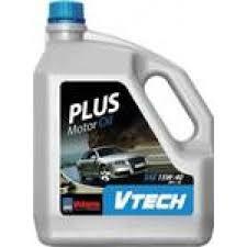 Dầu động cơ ô tô VTECH PLUS 15W40 – 4 T x 4 lít ( hotline: 0985864106 )