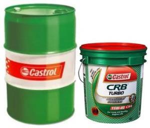 DẦU ĐỘNG CƠ CASTROL CRB TURBO 20W50/ CF-4/SF– Mr Hùng: 0985.864.106