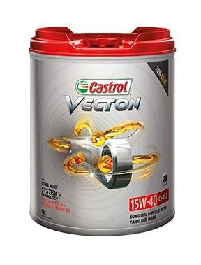 CASTROL VECTON SAE 15W40/ API CI-4// Mr Hùng: 0985.864.106