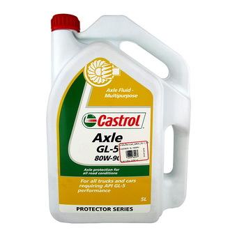 CASTROL AXLE GL-5 SAE 85W-140, API GL-5 / 5 lít, 18 lít – Điện thoại: 0985864106