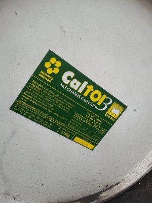 MỠ MEKONG CALTOL 3, LITOL 3 – 15kg-17kg-175kg  / Điện thoại: 0985.864.106